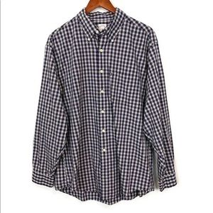 Brooks Brothers Long Sleeve Button Down Shirt L